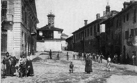 Praça de Guarene - 1898