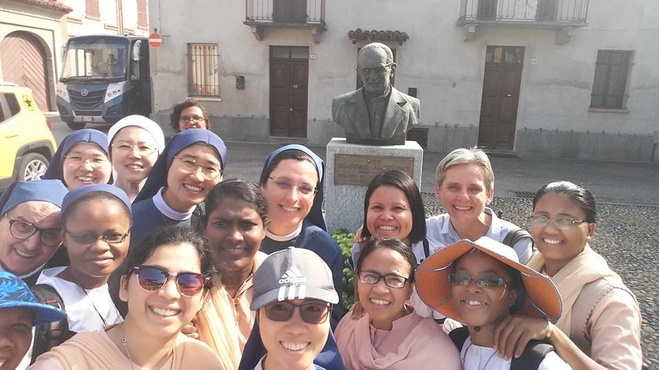 Junioristas Pias Discípulas: itinerário formativo