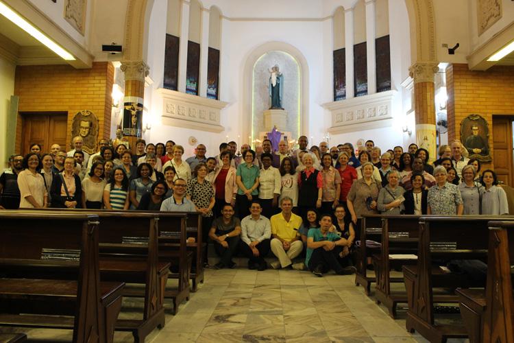 Primeira missa do Ano Vocacional da Família Paulina