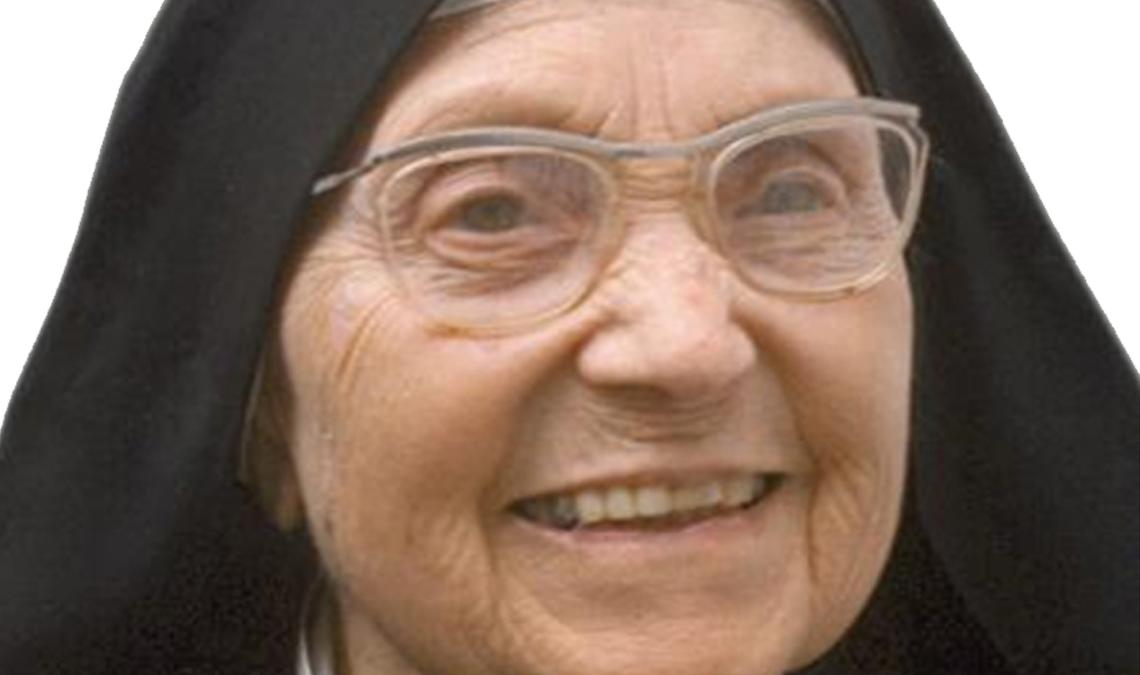 Madre Escolástica: modelo de santidade