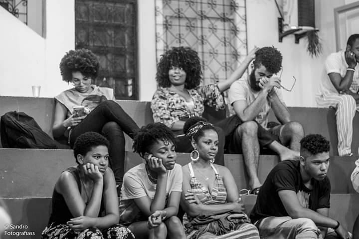 A consciência negra: a busca da visibilidade de um grupo de jovens na periferia de Salvador.