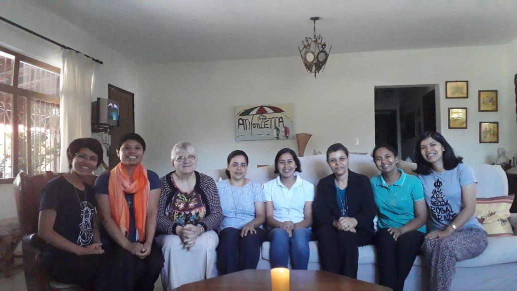 Junioristas: gratidão e alegria no seguimento mais de perto de Jesus Mestre