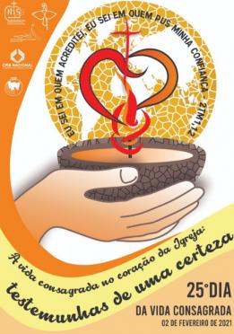 Mensagem da Madre Geral das Pias Discípulas pelo 25º Dia Mundial da Vida Consagrada