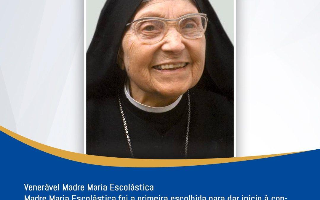 12 DE JULHO: NASCIMENTO DE MADRE ESCOLÁSTICA RIVATA